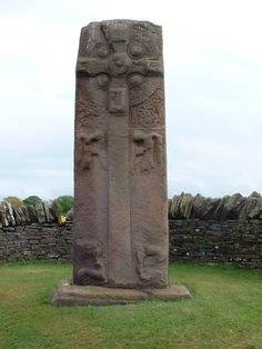 Aberlemno Pictish Stone by JThomas, via Geograph