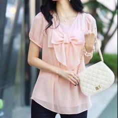 Cute blouse love the bow!