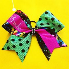 hipgirlclipsCheer bow of the day. By@bowpopcouture Tag #cheerbowoftheday to be featured. #cheerbow #cheerbows #beautiful #cheer #cheerleading #cheerleader #cheerleaders #allstarcheer #glitter #allstarcheerleading #cheerislife #bows #hairbow #hairbows #bling #hairaccessories #bigbows #bigbow #teambows #fabricbows #hairclips #sparkle #instafashion #style #grosgrainribbon #dance#ribbon #instacute#instacheer