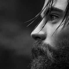 Beards. Men. Composition. Photography.