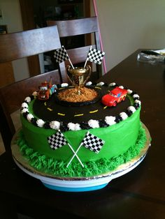 Cars cake                                                                                                                                                      More