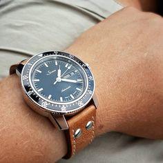 @sinn_spezialuhren #sinn #sinnwatches #104 @cheapestnatostraps #cns #tidssonen #womw #dailywatch #watchfam #watchesofinstagram #klokkeriet #watchporn #klocksnack #wus #wis #hodinkee #germanmade