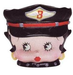 Betty Boop Cookie jar by rita