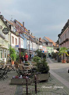 CHECK! August 2011 - Breisach, Germany.