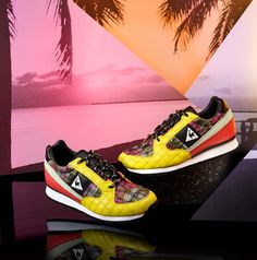 Heimstone x Le Coq Sportif sneakers WANT WANT WANT