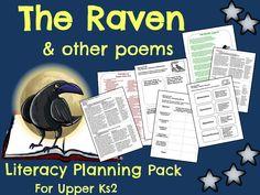 'The Raven' Literacy Planning Pack KS2