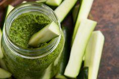 6-Ingredient Kale Pate and Spread #nutfree #dairyfree #keto #lowcarb #garlicfree