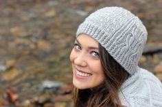Ravelry: Snow Squall pattern by Alicia Plummer