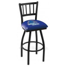 25 L7C1 - 4 Boise State Cushion Seat with Double-Ring Chrome Base Swivel Bar Stool by Holland Bar Stool Company  #Base #Boise #Chrome #Company #Cushion #DoubleRing #Holland #L7C1 #Seat #State #Stool #Swivel boisestategear.com