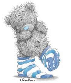 tatty teddy my blue nose friends Teddy Images, Teddy Bear Pictures, Cute Images, Cute Pictures, Tatty Teddy, Watercolor Card, Bear Graphic, Blue Nose Friends, Bear Illustration