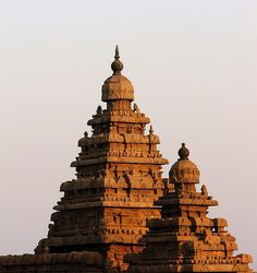 Shore temple - Mamallapuram near Chennai