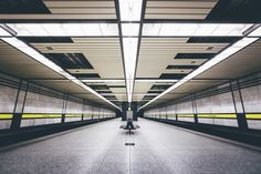Munchen underground by spleenstyle - Photo 130277181 - 500px