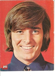 Bobby Sherman, The Cowsills, Double Sided Full Page Vintage Pinup