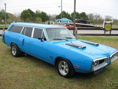 70 Coronet R T Wagon love this