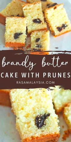 Sweet Desserts, Delicious Desserts, Dried Prunes, Cake Recipes, Dessert Recipes, Best Sweets, Ice Cream Recipes, Dessert Bars, Recipe Of The Day
