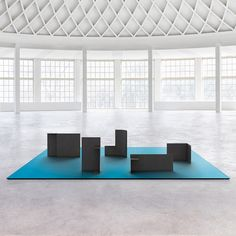 Props tables by Konstantin Grcic for Cassina