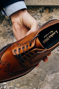 Leather Brogues, Leather Men, Leather Boots, Sock Shoes, Shoe Boots, Shoe City, Gentleman Shoes, Derby, Fashion Shoes