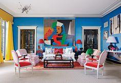 I colori del 2015 per la casa: dalle pareti agli arredi e gli accessori