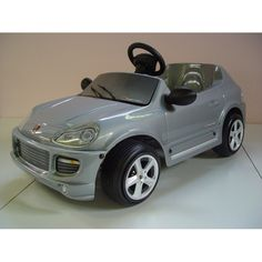 Porsche / Cayenne power wheels. My baby will drive like mommy!
