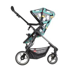 phil&teds mod stroller with 4-in-1 modular seat