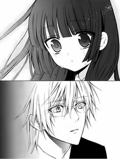 Inu x boku ss - ow my heart. Ririchiyo cries after waking up to Soushi's face in their next life.