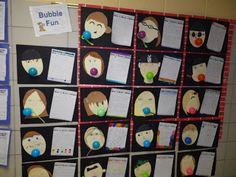 Fabulous in Fifth!: Expository Writing- Bubble Fun!