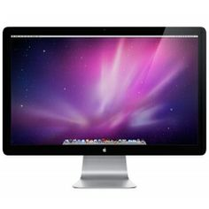 $395  Apple Cinema Display LED (24-Inch)-Pre owned