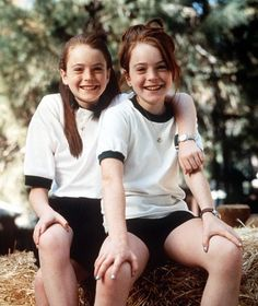 this photo when was girl in your movie THE PARENT TRAP