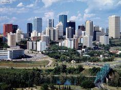 Edmonton. Alberta, Canada