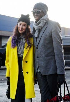 New York Fashion Week 2014: Irene Kim en Miss J. Alexander