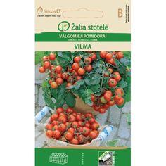 Frö till Tomat - Vilma Lycopersicon esculentum Mill. - Fröer alltid fraktfritt hos Wexthuset