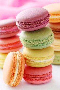 """""""Macarons"""" - La mejor receta de Macarons. - Recetas y Cocina - Taringa!"""