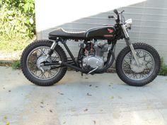 1971-HONDA-CB-350-TWIN-BRAT-STYLE-BOBBER-CAFE-RACER-DIRT-TRACKER
