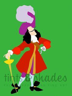 Disney on Pinterest | Captain Hook, Walt Disney and Stitches