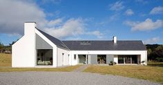 House on the Highlands wins the rural category in the UK Passivhaus Trust Awards.