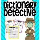 Children love using a dictionary, but it can be tricky to find a way to allow them to practice these skills. These worksheets are great to use as p. 1st Grade Centers, Dictionary Skills, Word Work Activities, Elementary Library, Word Sorts, Literacy Stations, Child Love, Summer School, Small Groups