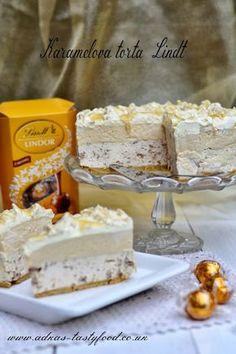 .. chute a vône mojej kuchyne...: Karamelova torta Lindt