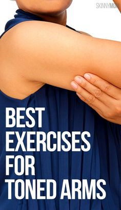 Best exercises for toned arms