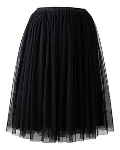 Martine McCutcheon Tulle Skirt
