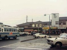 土浦駅 1960年代