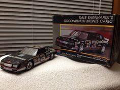 Monogram Dale Earnhardt GDWRNCH #3 Monte Carlo NASCAR 1/24th Mdl Kit 1988 Blt  #Monogram