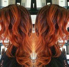 pretty red hair