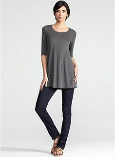 Eileen Fisher is my girl!