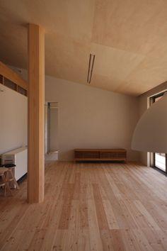高富のいえ   Works   岐阜の設計事務所 ピュウデザイン 住宅設計、店舗設計、新築、リノベーション、家具デザイン