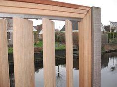 Zelfbouwpakket Flex Fence, RVS, 165 cm