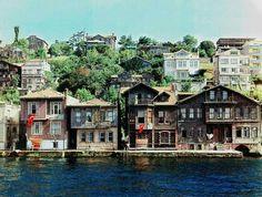 Eski İstanbul'dan En Güzel 50 Nostaljik Fotoğraf – 2020 World Travel Populler Travel Country Most Beautiful, Beautiful Places, Visit Turkey, Istanbul City, Areas Of Life, Modern Architecture House, Turkish Architecture, Luxury Homes Interior, Old Buildings