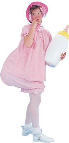 Baby Boomer Girl Funny Adult Costume