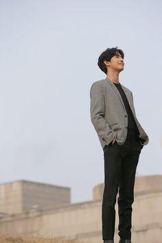Ahn HyoSeop, Abyss Drama Set Behind-the-Scene + Poster Behind Shooting Scene Korean Star, Korean Men, Asian Men, Sung Kang, Ahn Jae Hyun, Asian Actors, Korean Actors, Korean Idols, Nam Joo Hyuk Cute