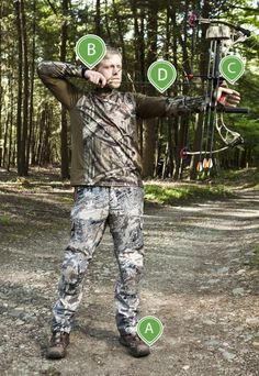 Homestead Survival: Shoot Better: The Basics of Good Bow Form Crossbow Hunting, Hunting Guns, Archery Hunting, Deer Hunting, Crossbow Arrows, Hunting Stuff, Diy Crossbow, Archery Range, Hunting Arrows