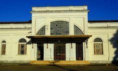 São João da Boa Vista (SP) - estação ferroviária